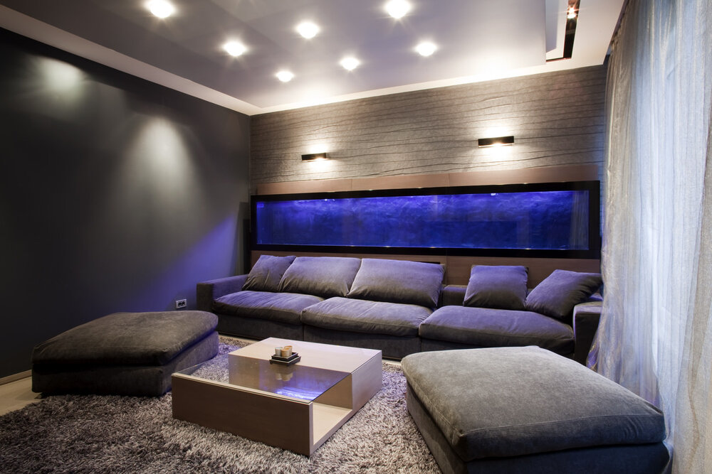Home_Cinema_Snug_Room_Comfy_Dark_Blue_Sofas